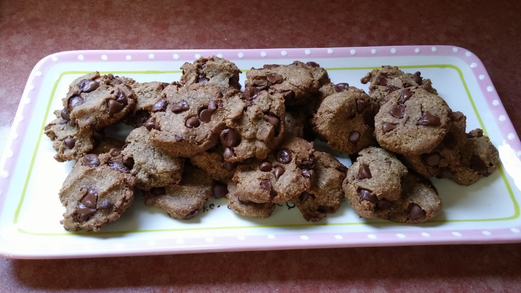 Passover Chocolate Chip Cookies  Chocolate Chip Cookies For Passover Recipe — Dishmaps
