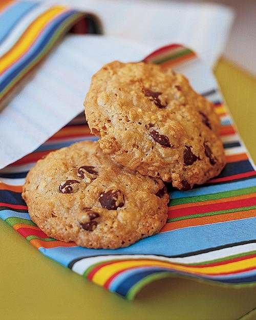 Passover Chocolate Chip Cookies  Chocolate Chip Cookies for Passover Recipe from Martha