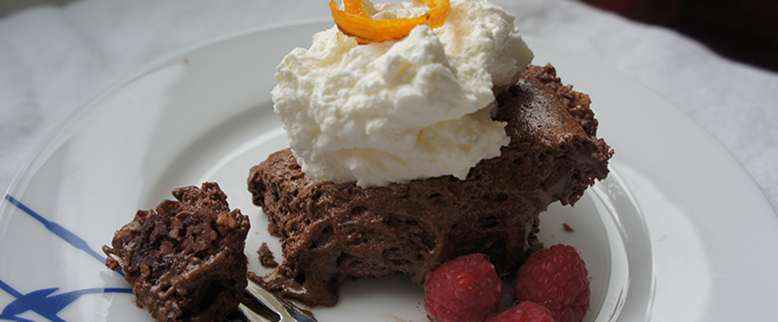 Passover Chocolate Mousse  kosher for passover chocolate mousse cake
