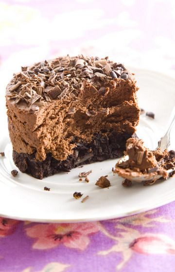 Passover Chocolate Mousse  Chocolate mousse cake Kosher for Passover