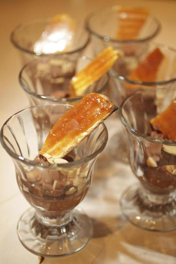 Passover Chocolate Mousse  Recipe for Passover chocolate mousse The Boston Globe