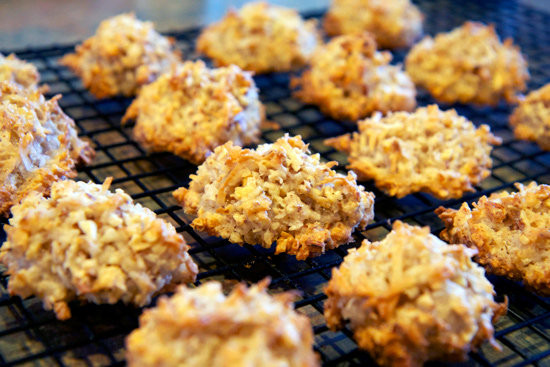 Passover Coconut Macaroons  Almond and Coconut Macaroon Recipe For Passover