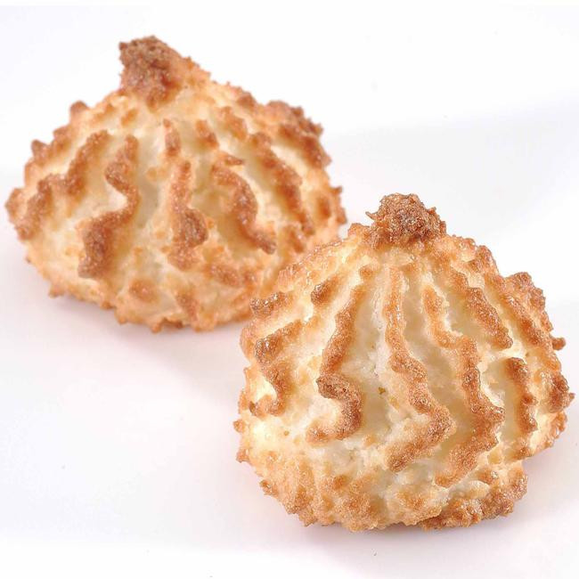 Passover Coconut Macaroons  Passover Coconut Macaroons 10 oz • Passover Cookies