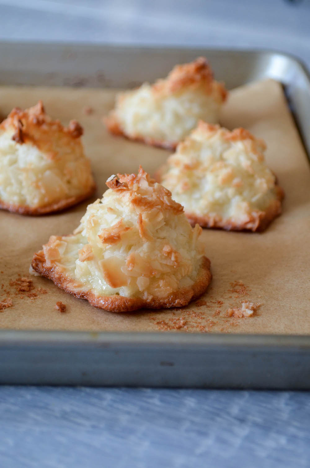 Passover Coconut Macaroons  Coconut Macaroons Passover Recipe