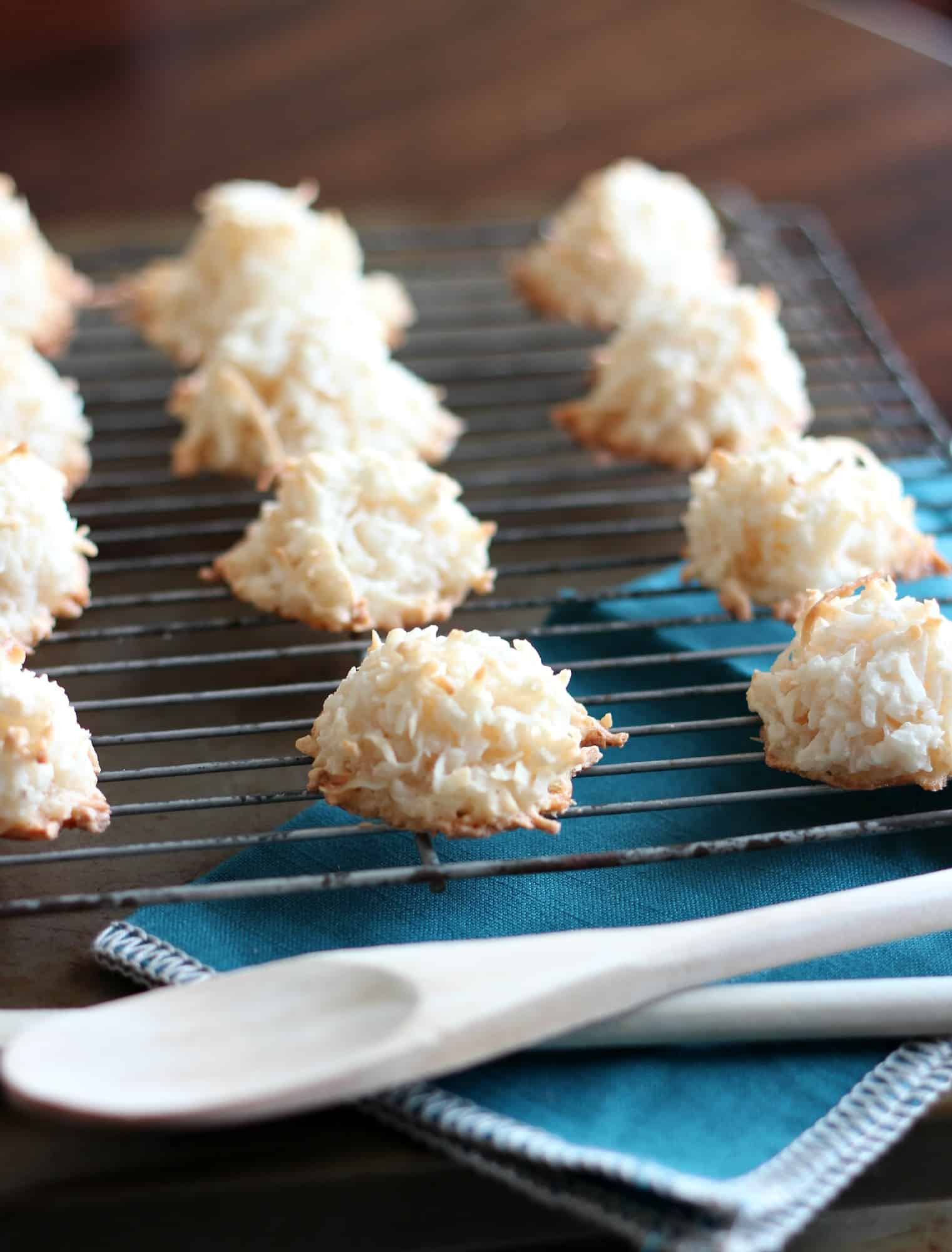Passover Coconut Macaroons  Coconut Macaroons