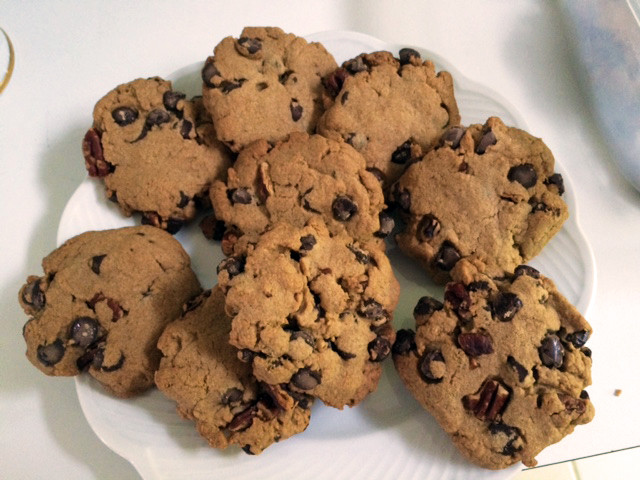 Passover Cookies Recipe  Grandma Teddy s Passover Chocolate Chip Cookie Recipe A