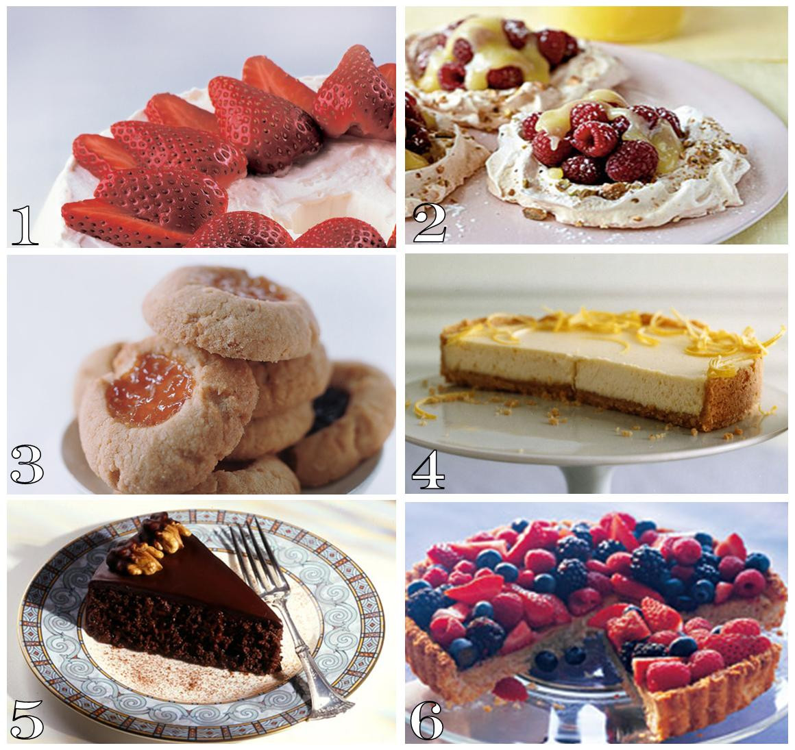 Passover Desserts Best  Sweeter Than Sweet Dessert Tables Passover Desserts