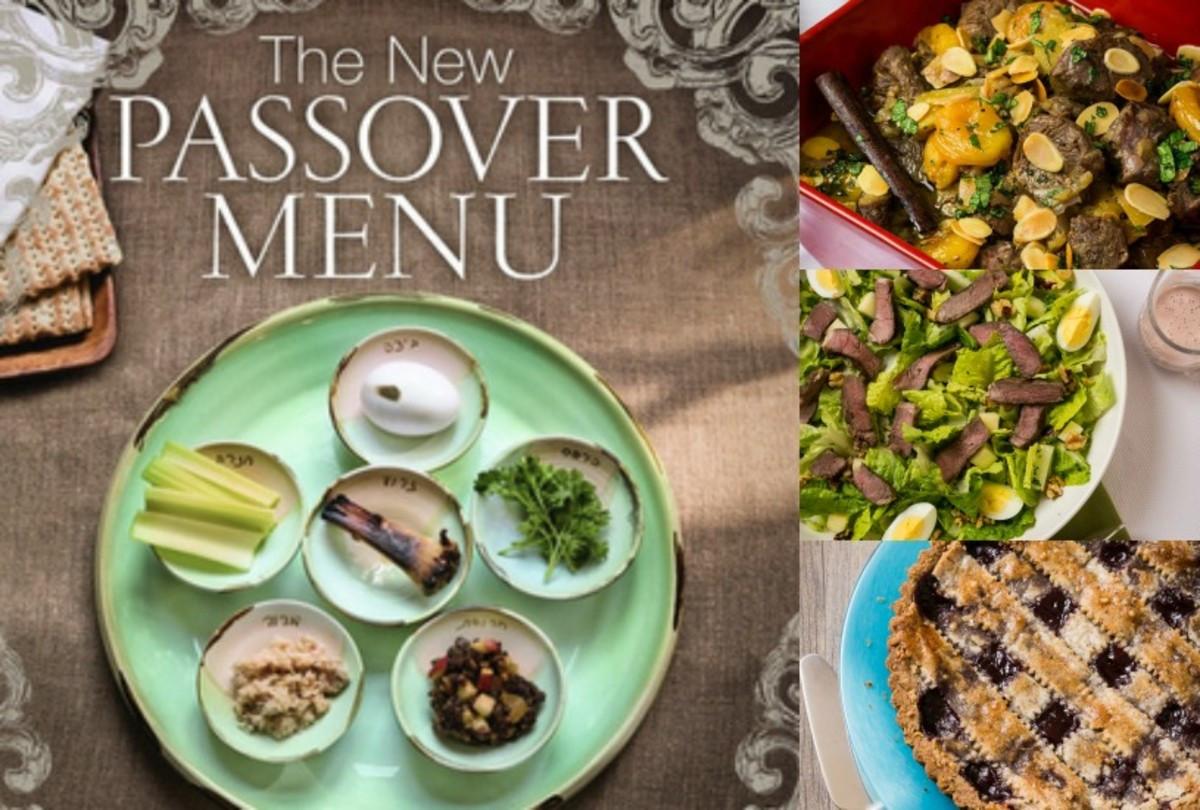 Passover Dinner Menus  Cookbook Spotlight The New Passover Menu Giveaway Joy