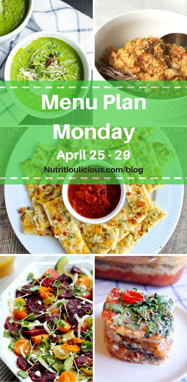 Passover Dinner Menus  Meal Plan Monday Passover Menu & Recent Media Mentions