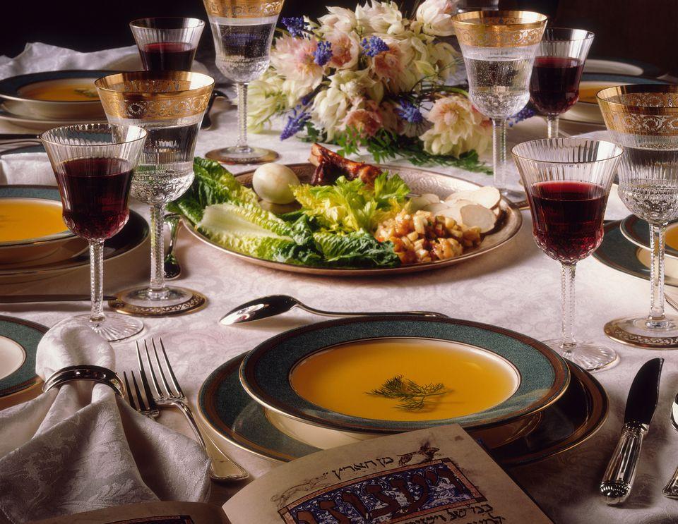 Passover Dinner Recipes  Gluten Free Passover Seder Recipes