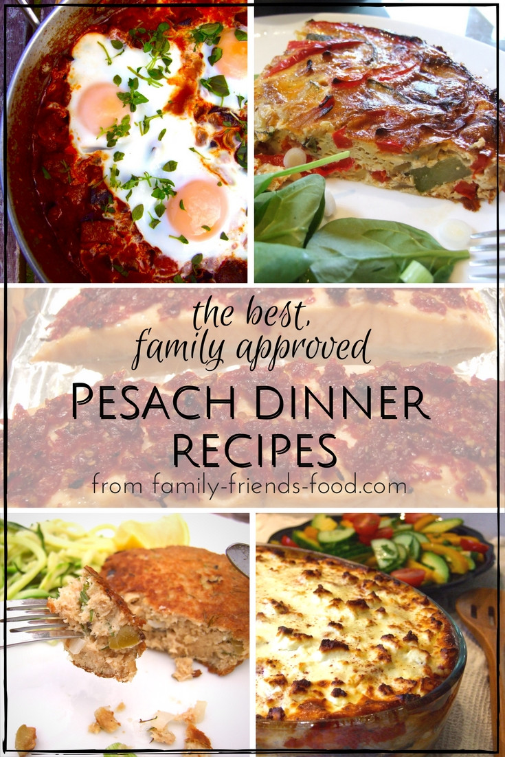 Passover Dinner Recipes  The best Pesach dinner ideas family approved