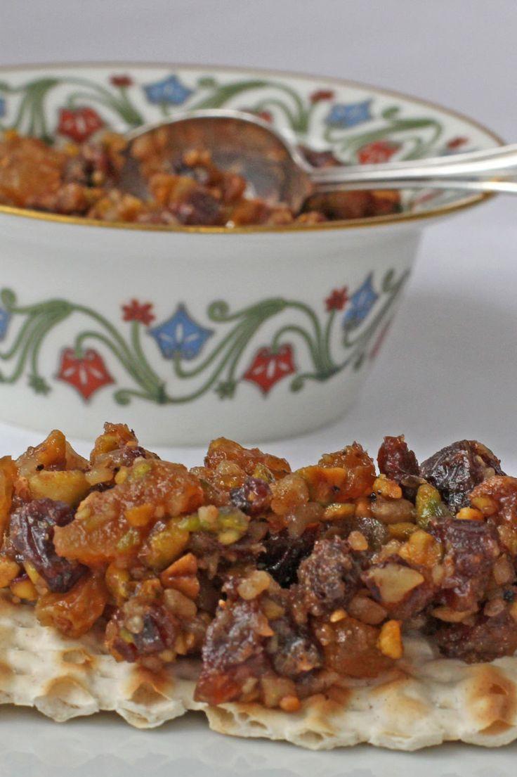Passover Dinner Recipes  Best 25 Charoset recipe ideas on Pinterest