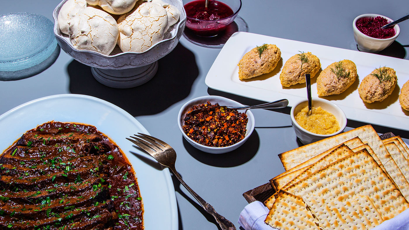 Passover Dinner Recipes  Passover Dinner Party Menu by Jenn Louis