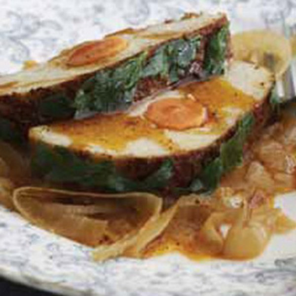 Passover Fish Recipes  Baked Herbed Gefilte Fish recipe