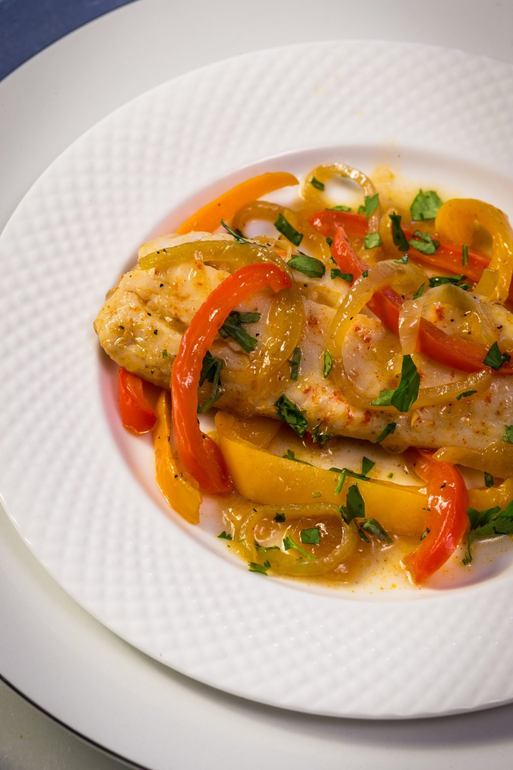 Passover Fish Recipes the Best Passover Recipe Sephardic Poached Fish In Pepper Sauce