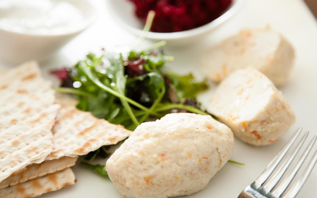 Passover Fish Recipes  Gefilte Fish Recipe Chowhound