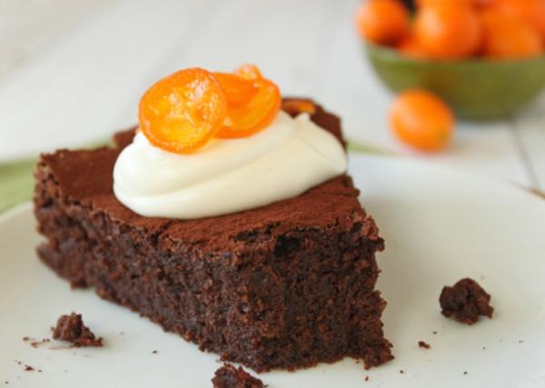 Passover Flourless Chocolate Cake  Flourless Chocolate Cake for Passover