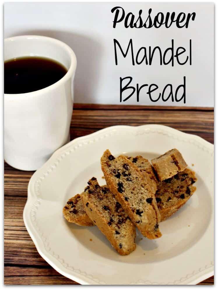 Passover Mandel Bread Recipe  Cinnamon & Chocolate Chip Passover Mandel Bread Princess