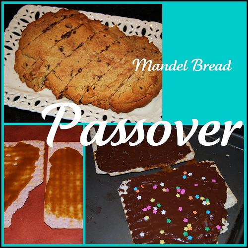 Passover Mandel Bread Recipe  Knot Just Pearls Momma s Mandel Bread Recipe