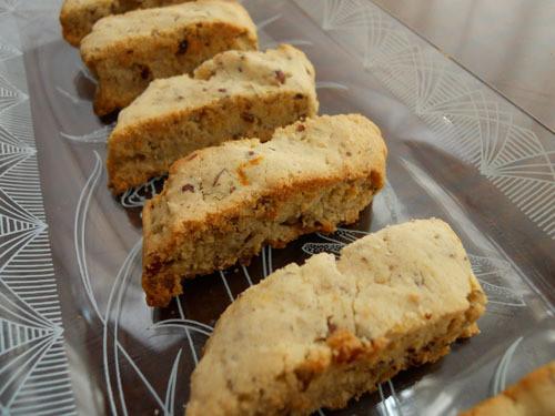 Passover Mandel Bread Recipe  Passover Mandel Bread