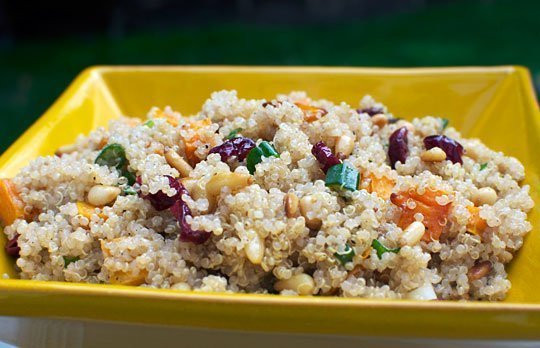 Passover Quinoa Recipe  Edmonds Healthy Eating Perfect for your Easter or