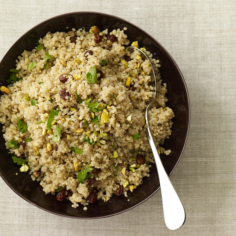 Passover Quinoa Recipe  Quinoa Pilaf Recipes