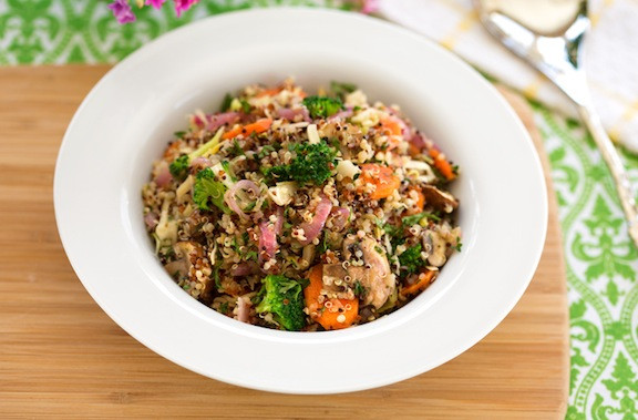 Passover Quinoa Recipe the Best Passover Quinoa Pilaf