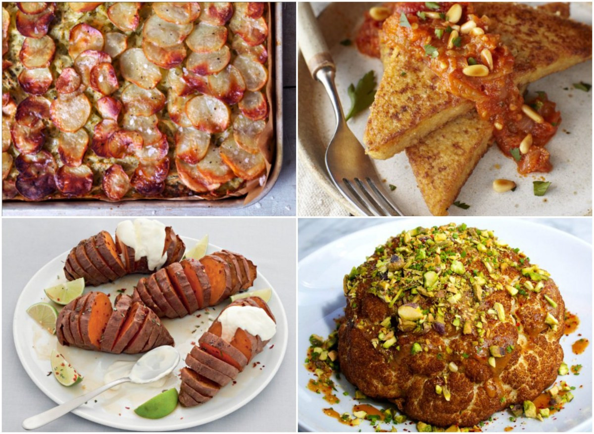 Passover Side Dishes  Plan Your Passover Menu 12 Side Dishes – Food Republic