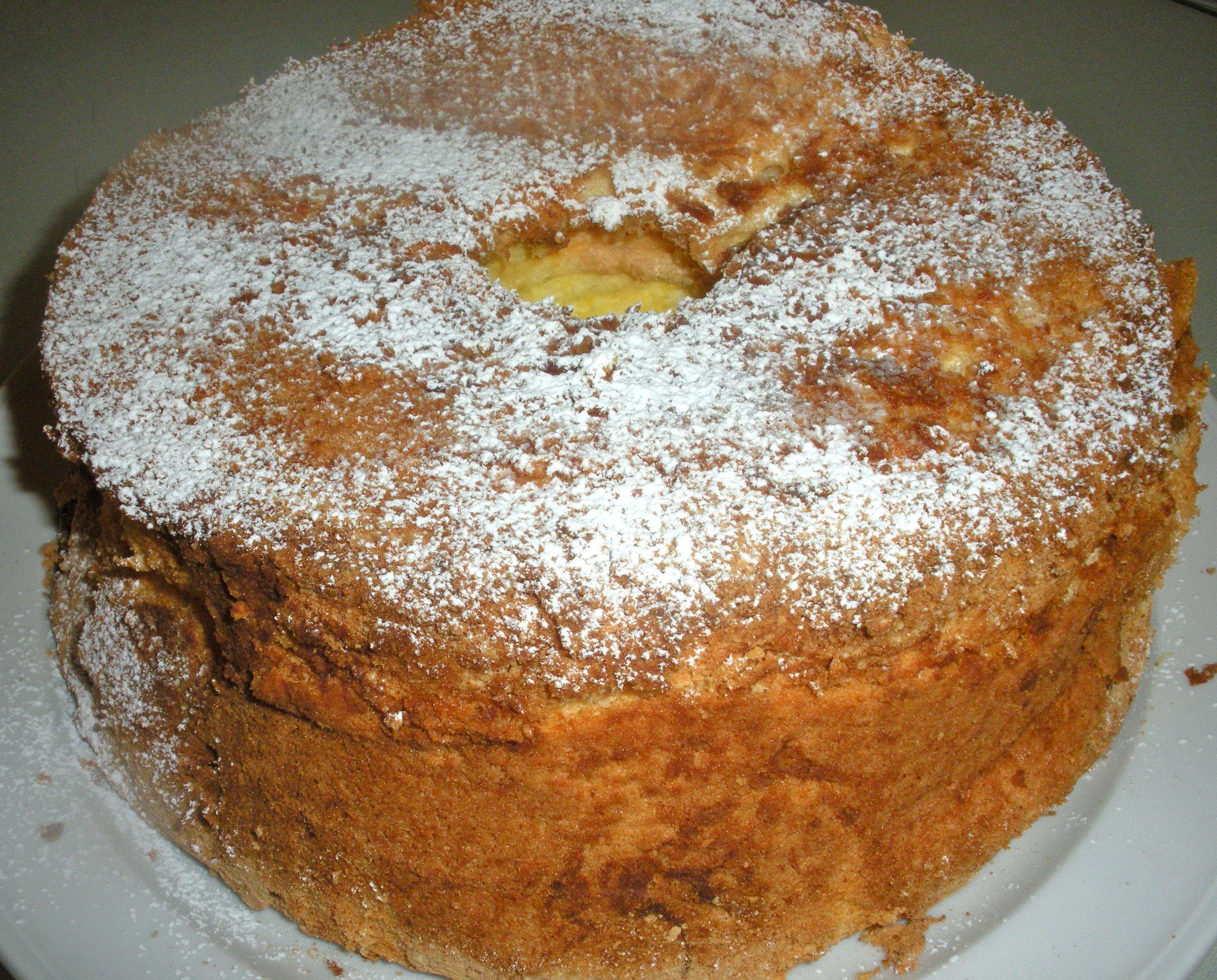 Passover Sponge Cake  Passover Lemon Sponge Cake Recipe on Food52