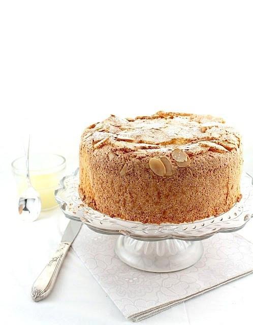 Passover Sponge Cake Recipes  Lemon Almond Sponge Cake for Passover Gluten free