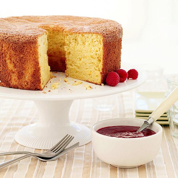 Passover Sponge Cake Recipes  WeightWatchers Weight Watchers Recipe Orange