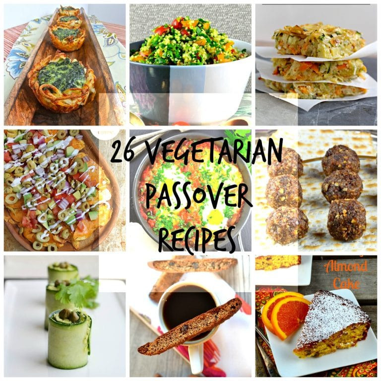 Passover Vegan Recipes  26 Amazing Ve arian Passover Recipes You ll Want To Make