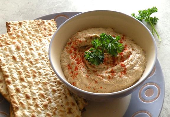 Passover Vegan Recipes  Passover Mock Chopped Liver Mushroom Cashew and ion