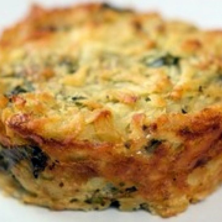 Passover Vegetable Side Dishes  Potato Latke Muffins Passover Recipe