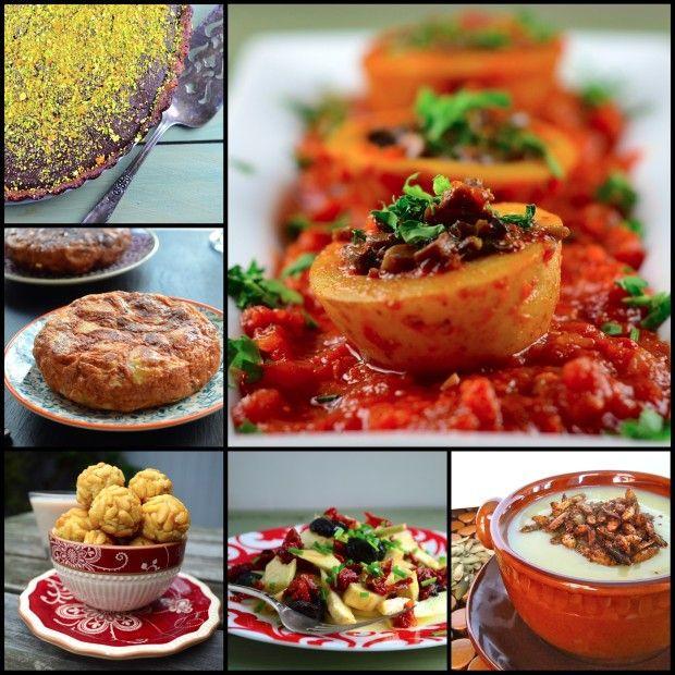 Passover Vegetarian Recipes  430 best Season Passover images on Pinterest