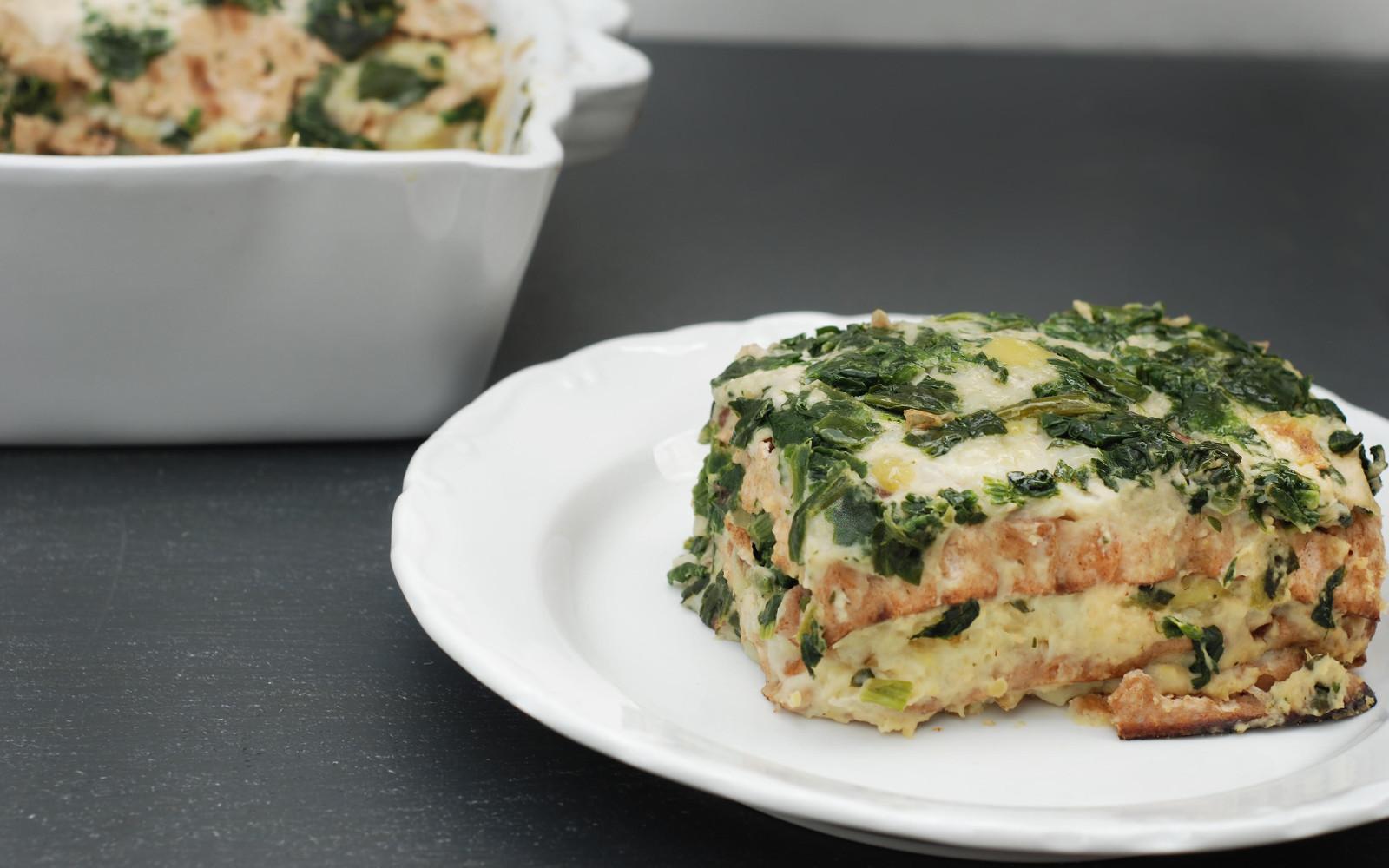 Passover Vegetarian Recipes  Passover Matzo Pie [Vegan] e Green Planet e Green Planet