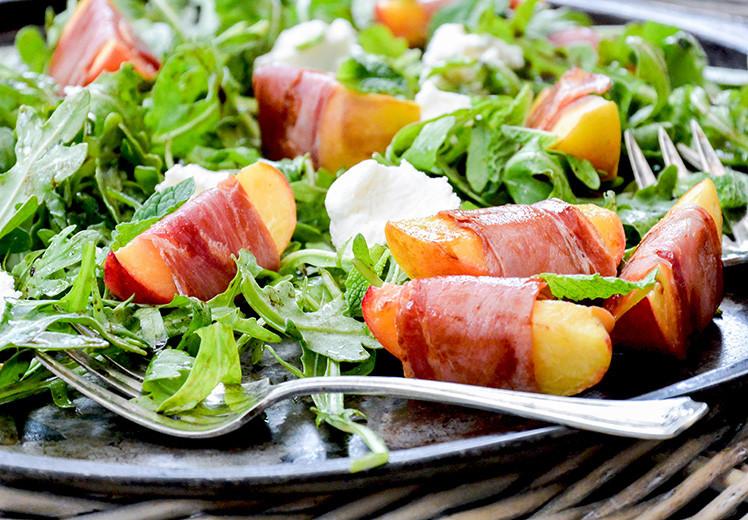 Peach Recipes Healthy  20 Healthy Peach Recipes for Breakfast Lunch Dinner