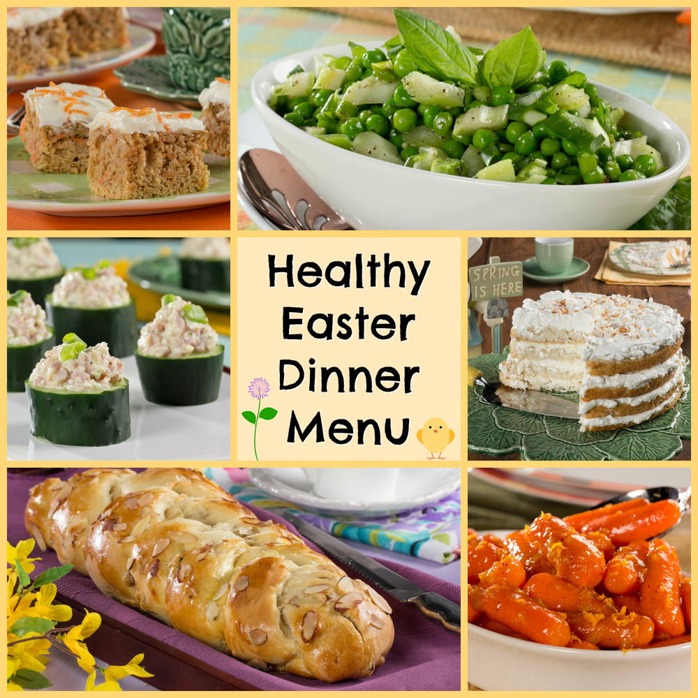Perfect Easter Dinner Menu  12 Recipes for a Healthy Easter Dinner Menu