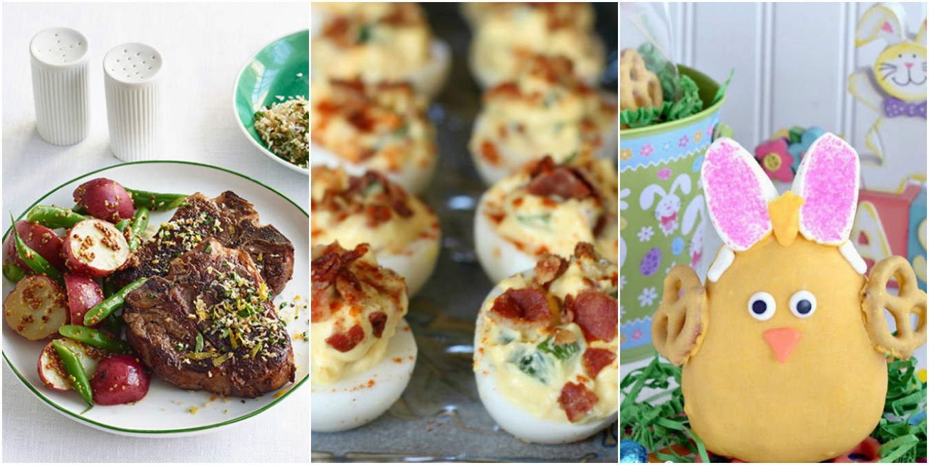 Perfect Easter Dinner Menu  50 Easter Dinner Ideas So You Can Plan the Perfect Easter