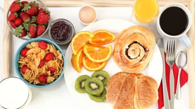 Perfect Healthy Breakfast  10 Best Healthy Breakfast Recipes NDTV Food