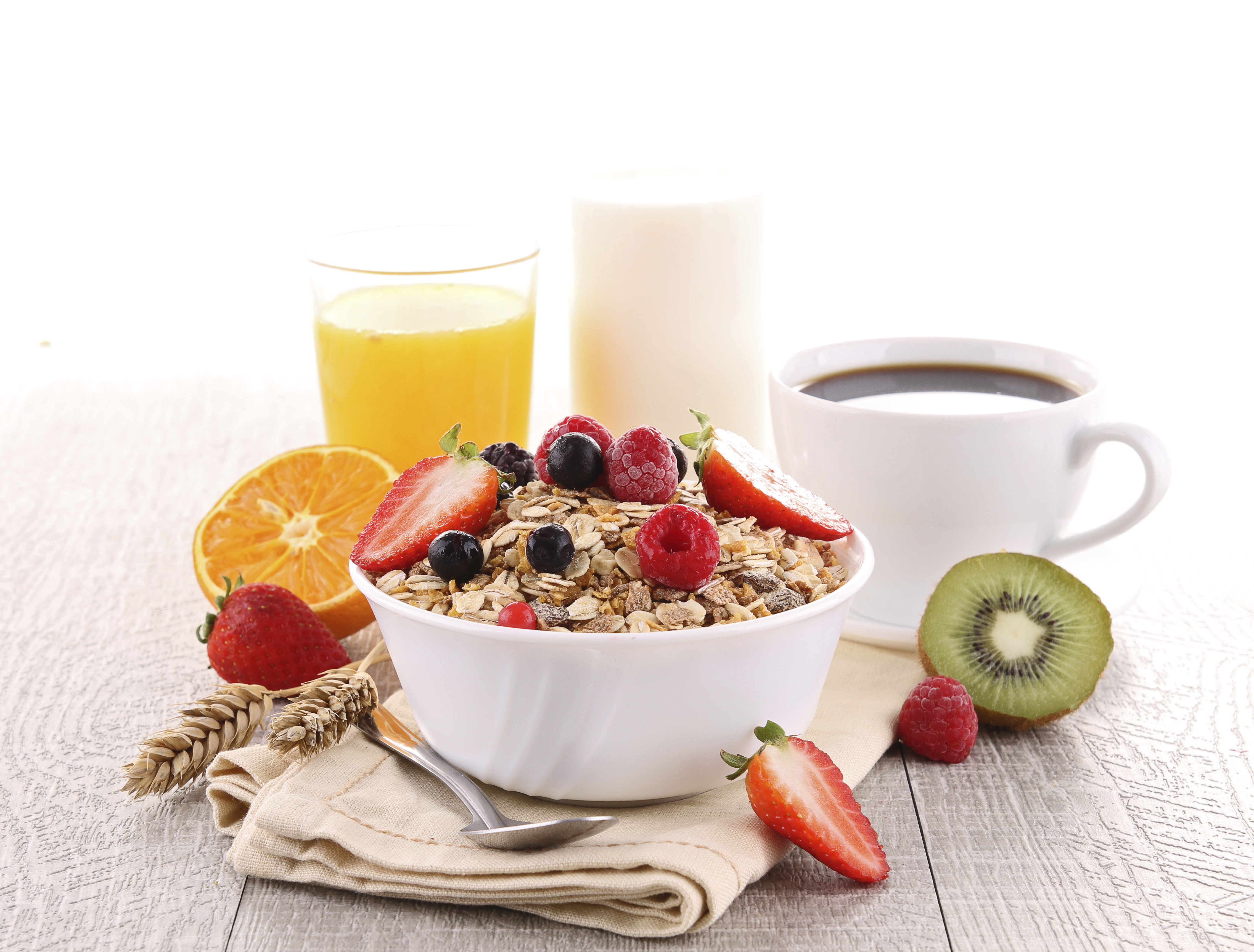 Perfect Healthy Breakfast  Is there an ideal breakfast time that is more advantageous