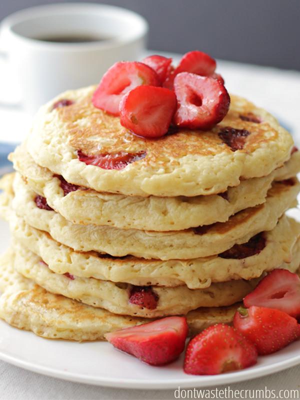 Perfect Healthy Breakfast  20 Healthy Fast Breakfast Ideas for Busy School Mornings
