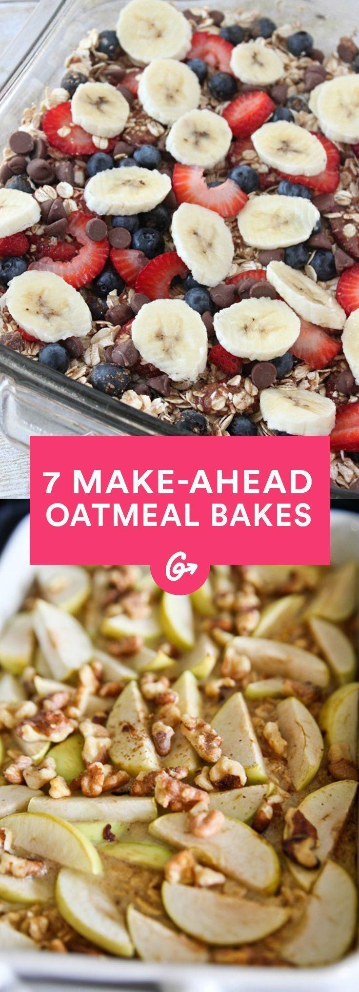 Perfect Healthy Breakfast  Best 20 Make ahead breakfast ideas on Pinterest