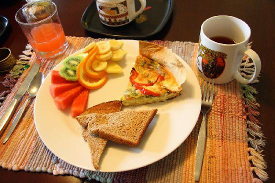 Perfect Healthy Breakfast  Perfect Breakfast Every Day Picture of The Jeremiah Inn