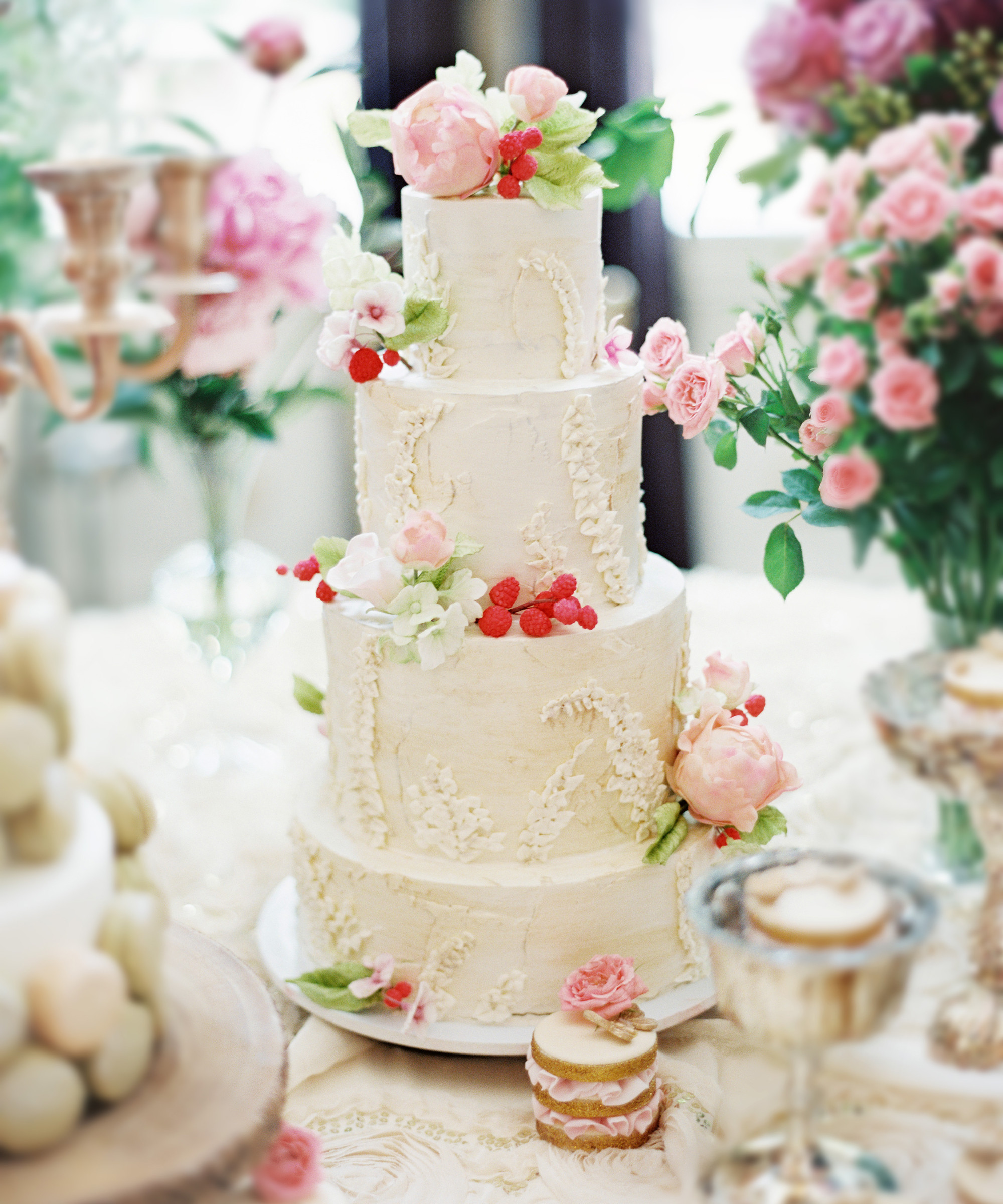 Pics Of Wedding Cakes  Vegan and Gluten Free Wedding Cake Ideas Alternative