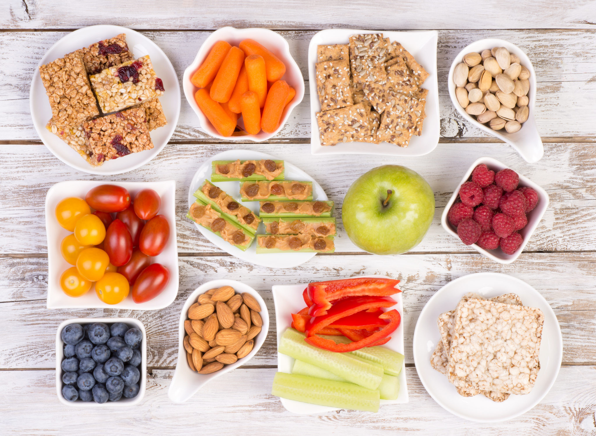 Pictures Of Healthy Snacks  How to Snack Smart at Bedtime – Diabetes Daily