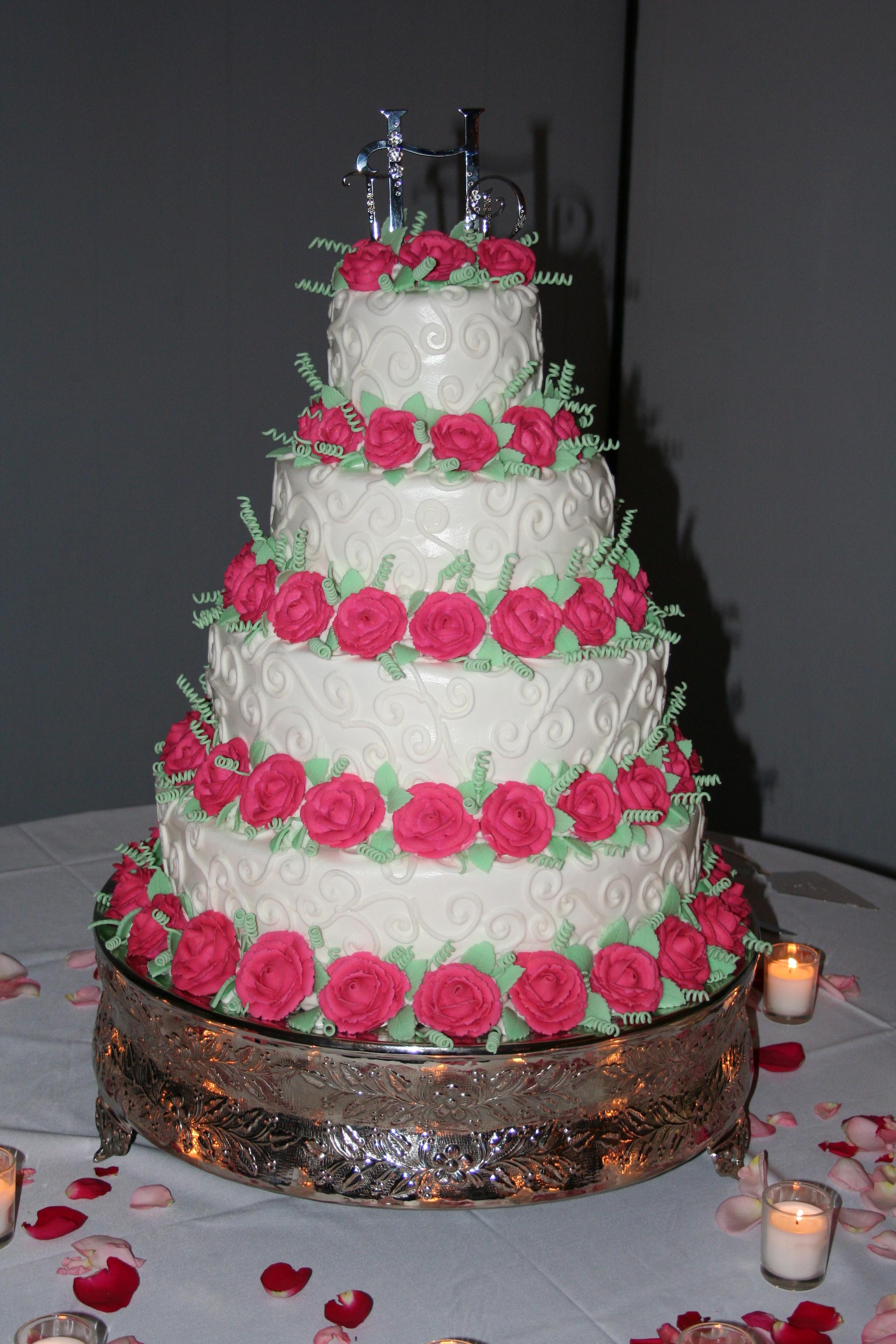Pictures Of Walmart Wedding Cakes  Walmart Wedding Cake Prices