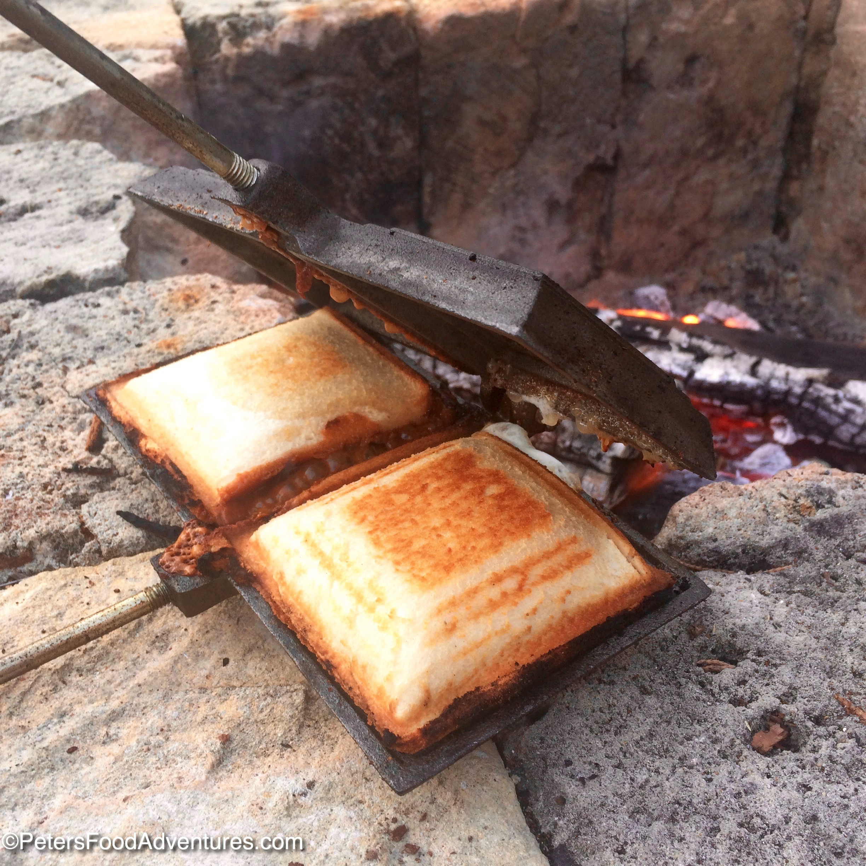 Pie Iron Recipes Camping  Pie Iron Recipes Peter s Food Adventures