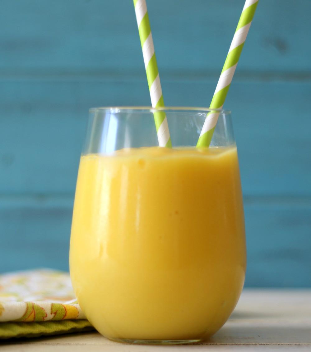 Pineapple Smoothies Healthy  Mango Pineapple and Aloe Smoothie ALOVE Alosdrink