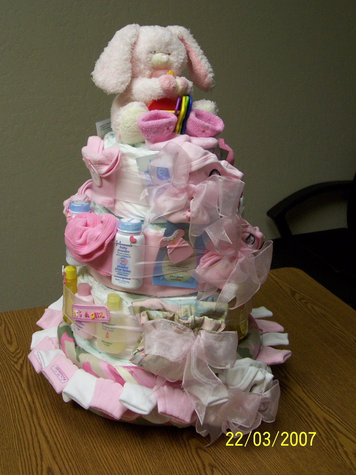 Pink Camouflage Wedding Cakes  Pink Camo Cake Totallybabycakes s Blog